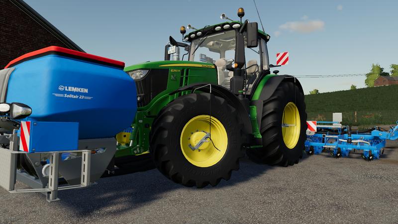 Ls19 traktoren