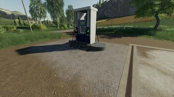 Tankstelle Mtz
