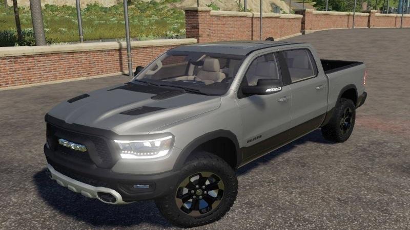 Dodge Ram 1500 Rebel - ..:: Forbidden Mods - einfach ...